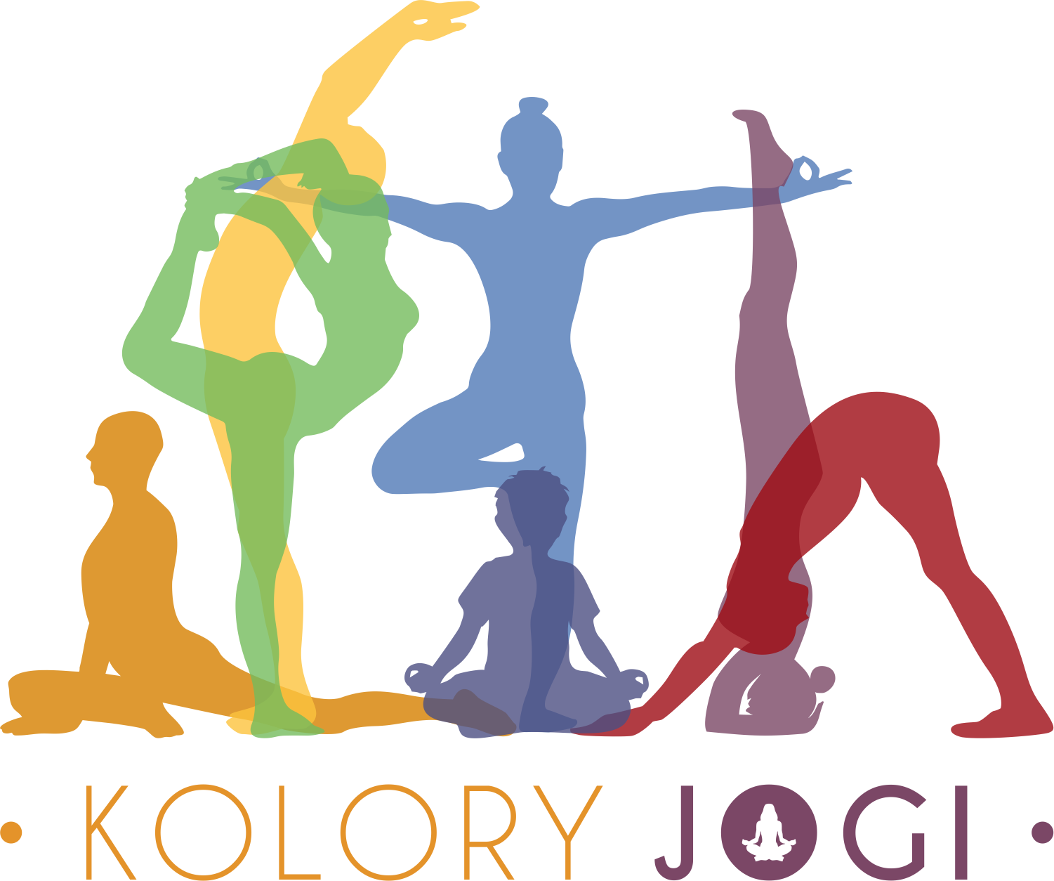Colors of joga